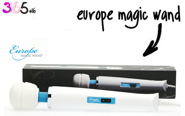 Dit is een afbeelding van europe magic wand EMW