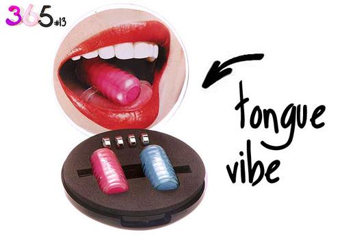 Dit is een afbeelding van een tongvibrator