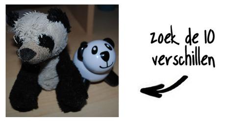 Dit is een afbeelding van de panda massager vibrator review