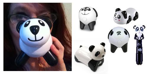 Dit is een afbeelding van de panda massager vibrator 2