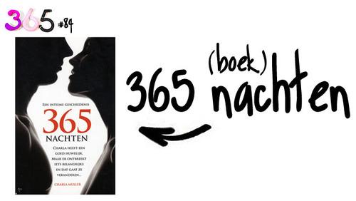 Dit is een afbeelding van 365 nachten boek