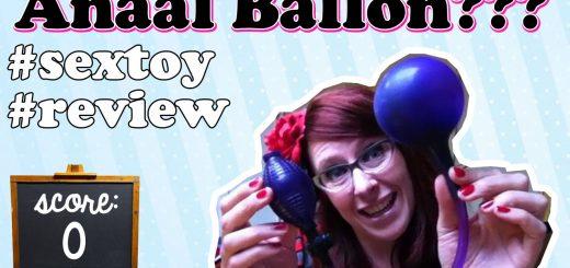 Dit is een afbeelding van anaal ballon seksspeeltje
