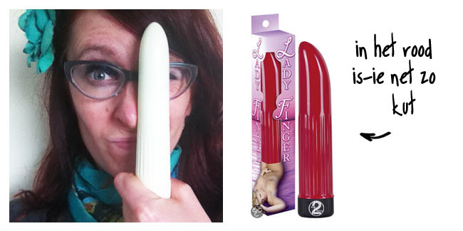 lady finger vibrator 1