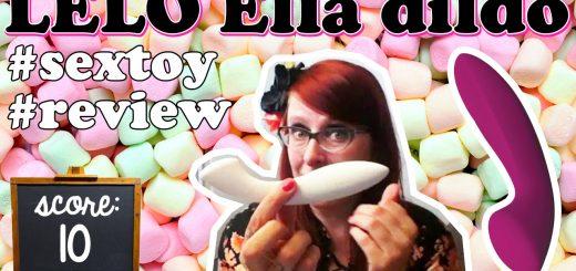Dit is een afbeelding van lelo ella dildo