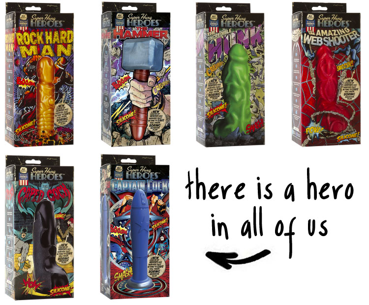superherodildo's