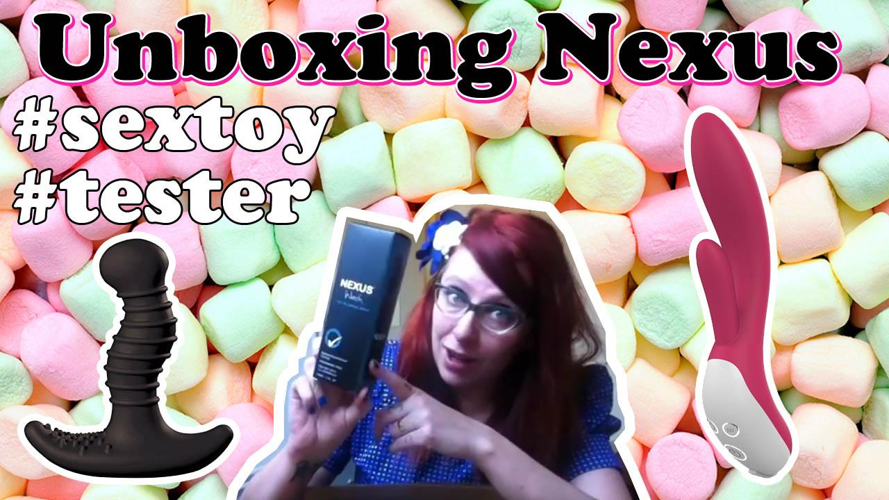 Dit is een afbeelding van unboxing nexus