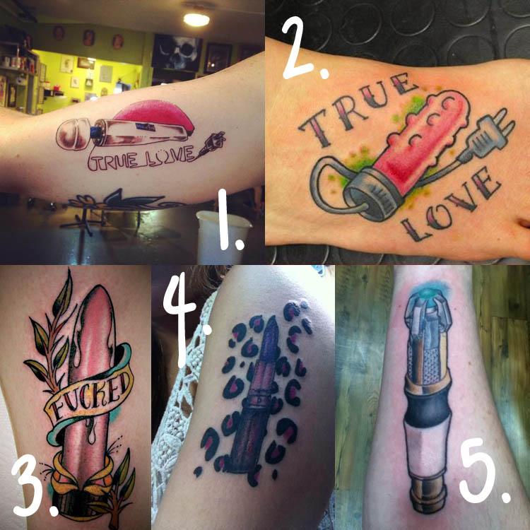 vibrator-tatoeages