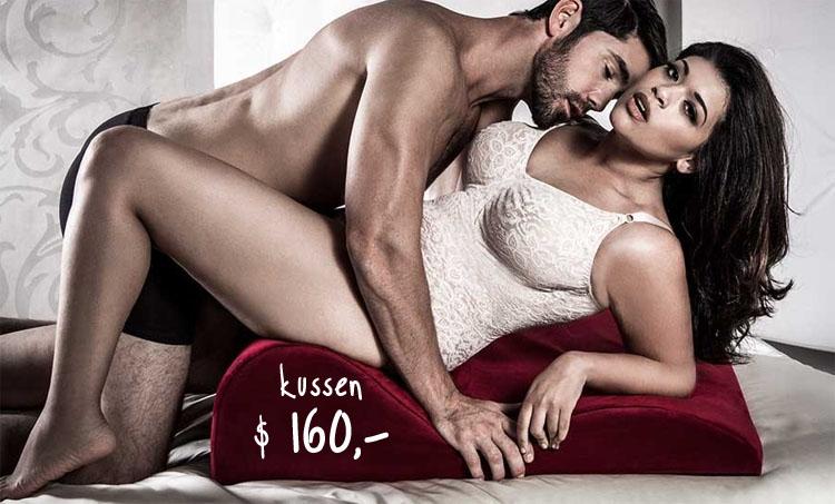 liberator sexkussen