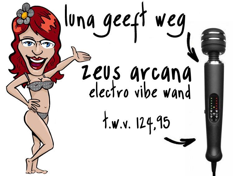 luna geeft weg zeus arcana electro wand