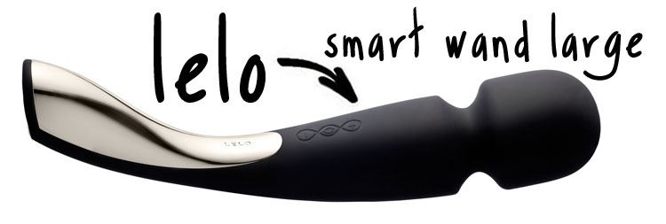 lelo smart wand large vibrator