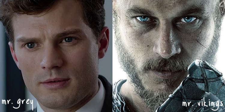 mr grey vs mr vikings