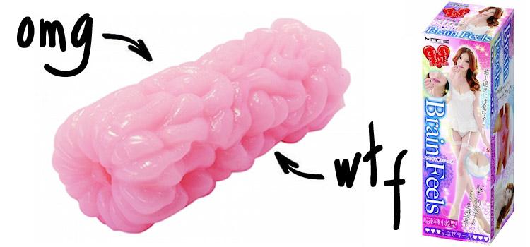 hersenen masturbator