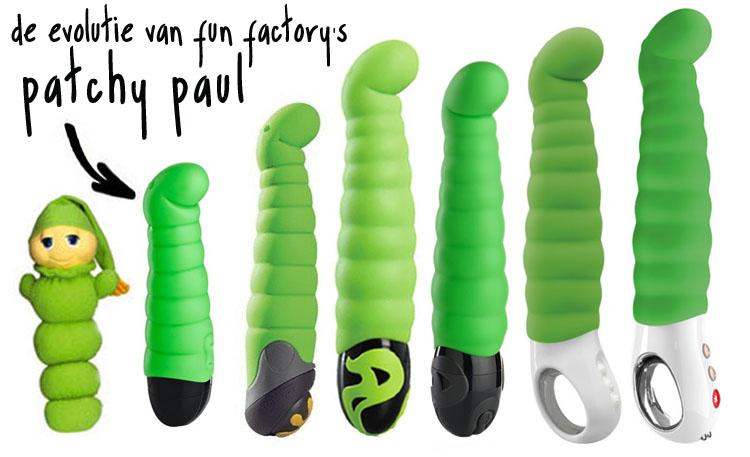 fun factory patchy paul
