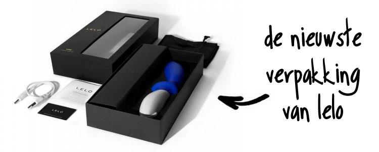 lelo loki verpakking