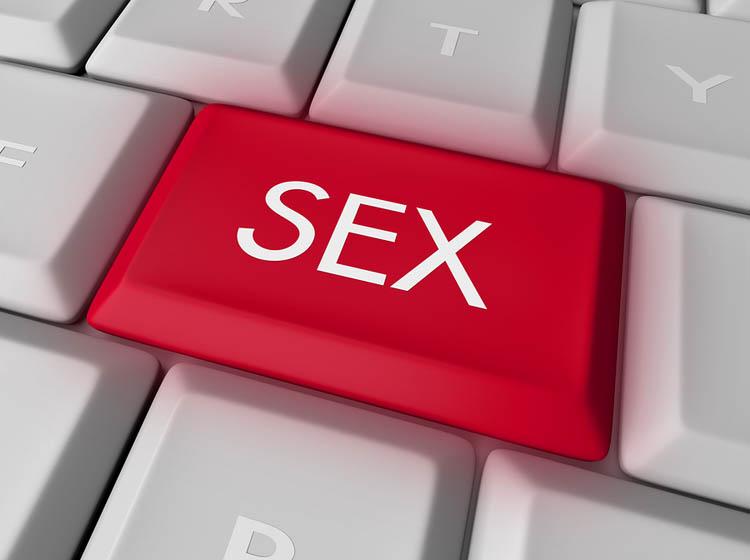 Sex_Key_On_Computer_Keyboard