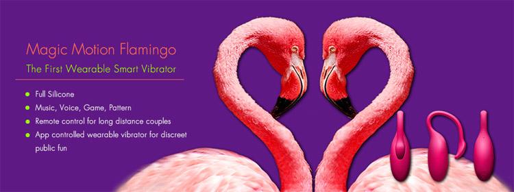 flamingo magic motion