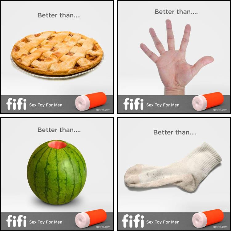 fifi reclame