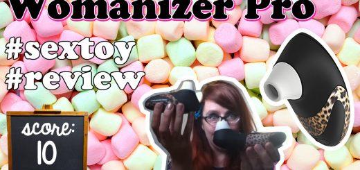Dit is een afbeelding van womanizer pro review