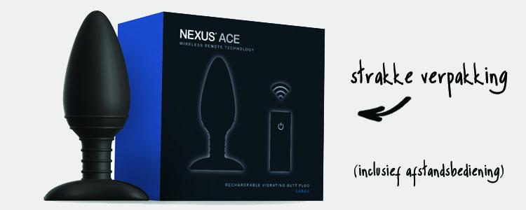nexus ace verpakking