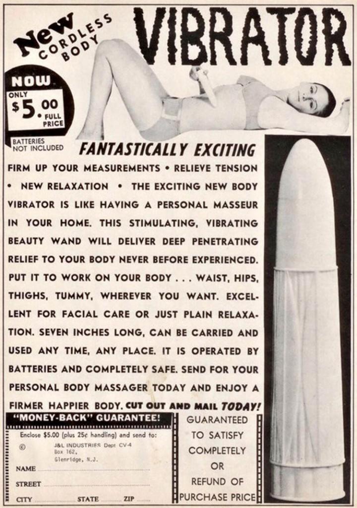 vintage vibrator vrijdag 2
