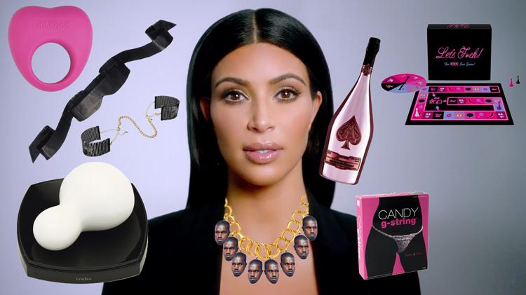 kim kardashian sex toys
