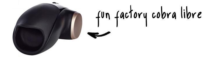 cobra libre fun factory