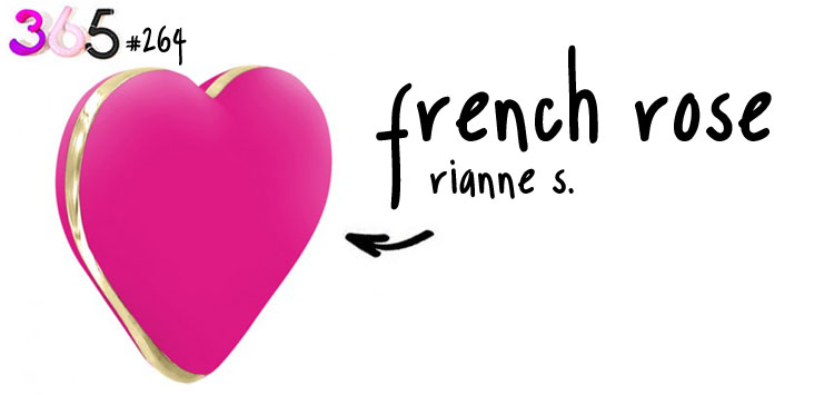 rianne s french rose