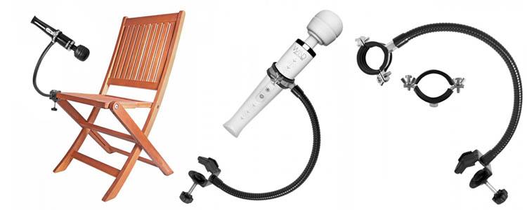 wand vibrator houder