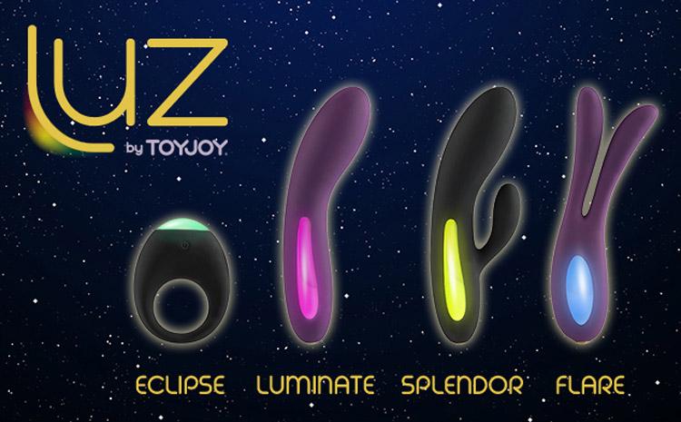 luz collectie splendor luminate eclipse flare