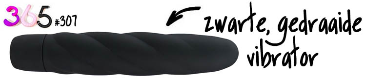 zwarte-gedraaide-vibrator