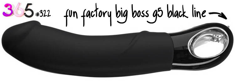 fun factory big boss grote vibrator