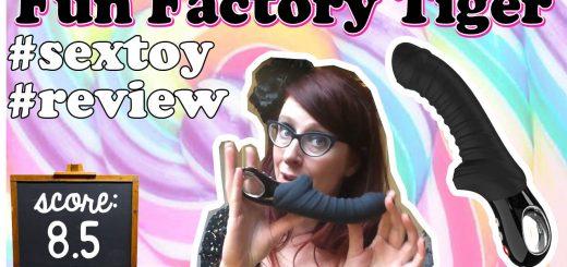 Dit is een afbeelding van fun factory tiger