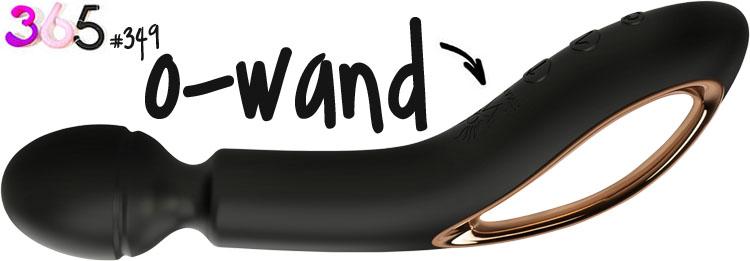 o-wand vibrator