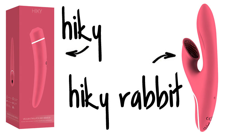 Dit is een afbeelding van hiky rabit vs hiky
