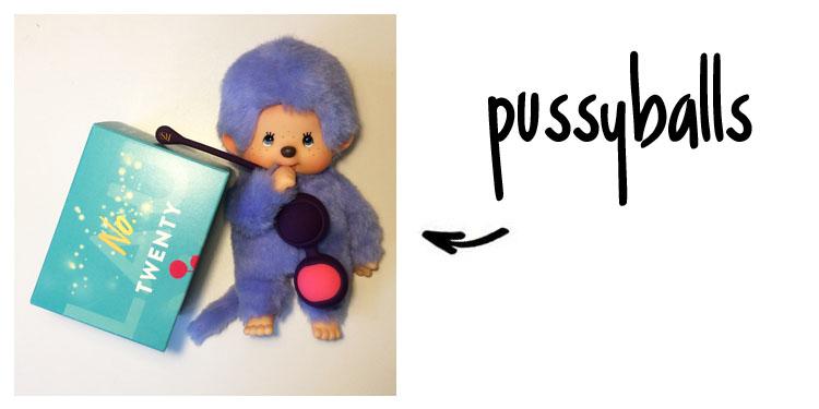 Dit is een afbeelding van pussyballs adventskalender