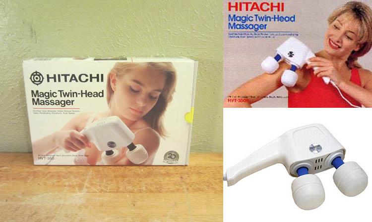 Dit is een afbeelding van hitachi double head