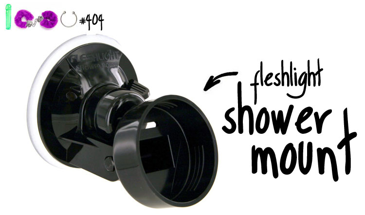 Dit is een afbeelding van fleshlight shower mount
