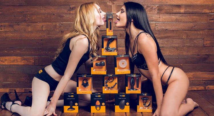 Dit is een afbeelding van pornhub sextoy collectie