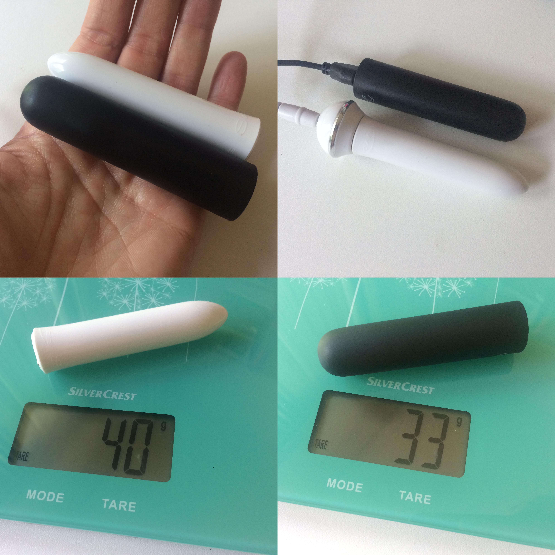 Dit is een afbeelding van blysse oplaadbare bullet vibrator review