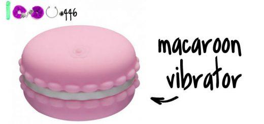 Dit is een afbeelding van macaroon vibrator review by luna
