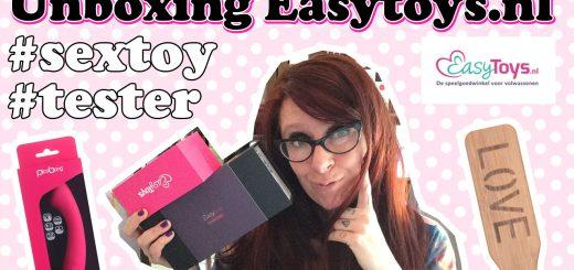 Dit is een afbeelding van unboxing easytoys mei