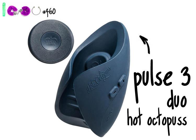 Dit is een afbeelding van hot octopuss pulse 3 duo masturbator