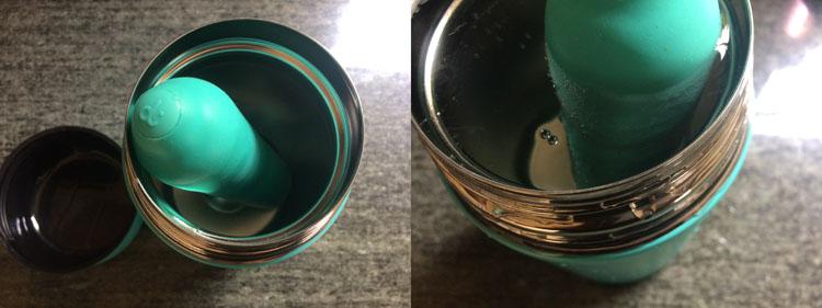 Dit is een afbeelding van dodil thermosfles review luna test