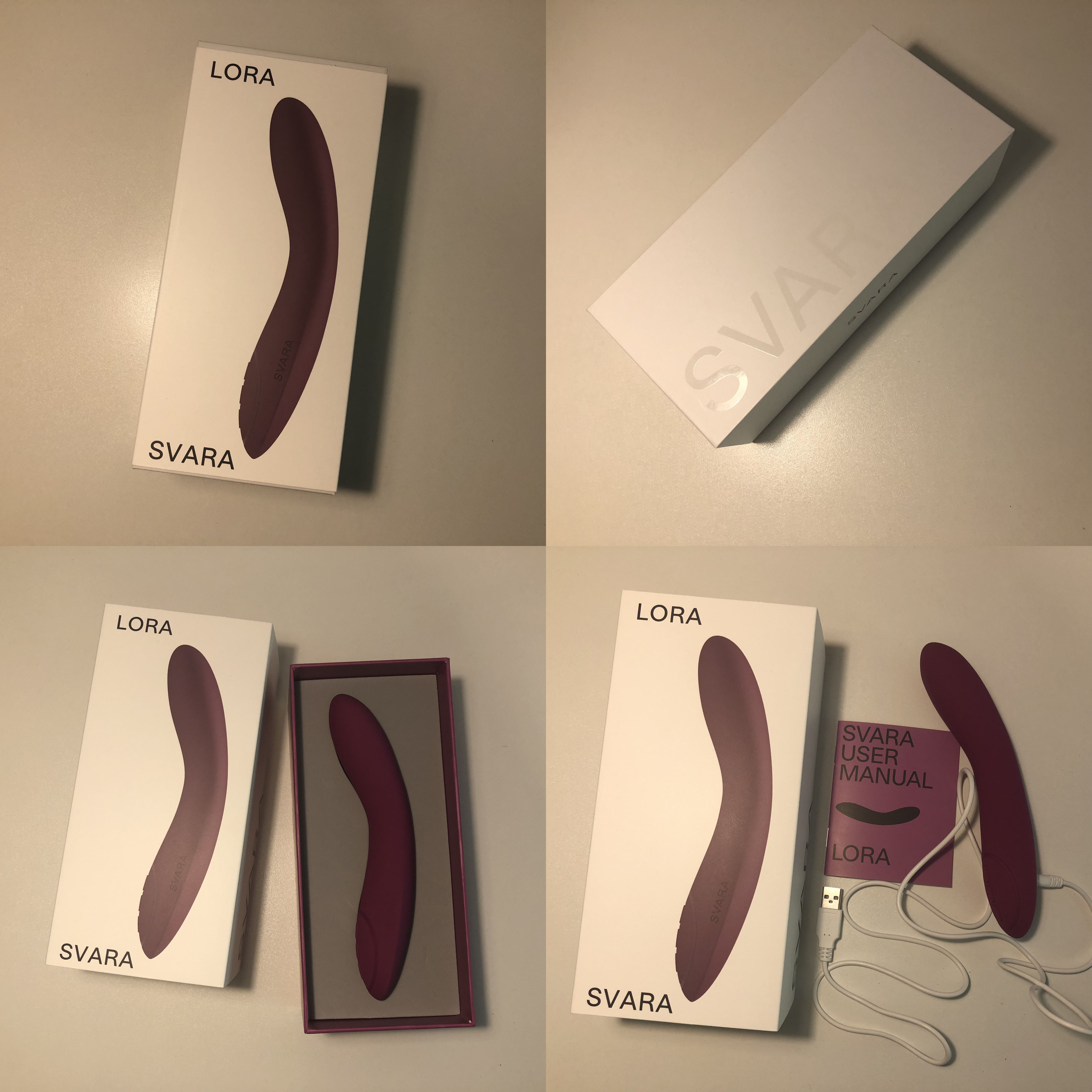 Dit is een afbeelding van svara lora review vibrator test