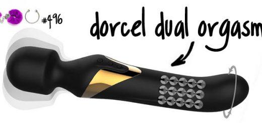 Dit is een afbeelding van dual orgasms dorcel vibrator review test sextoy