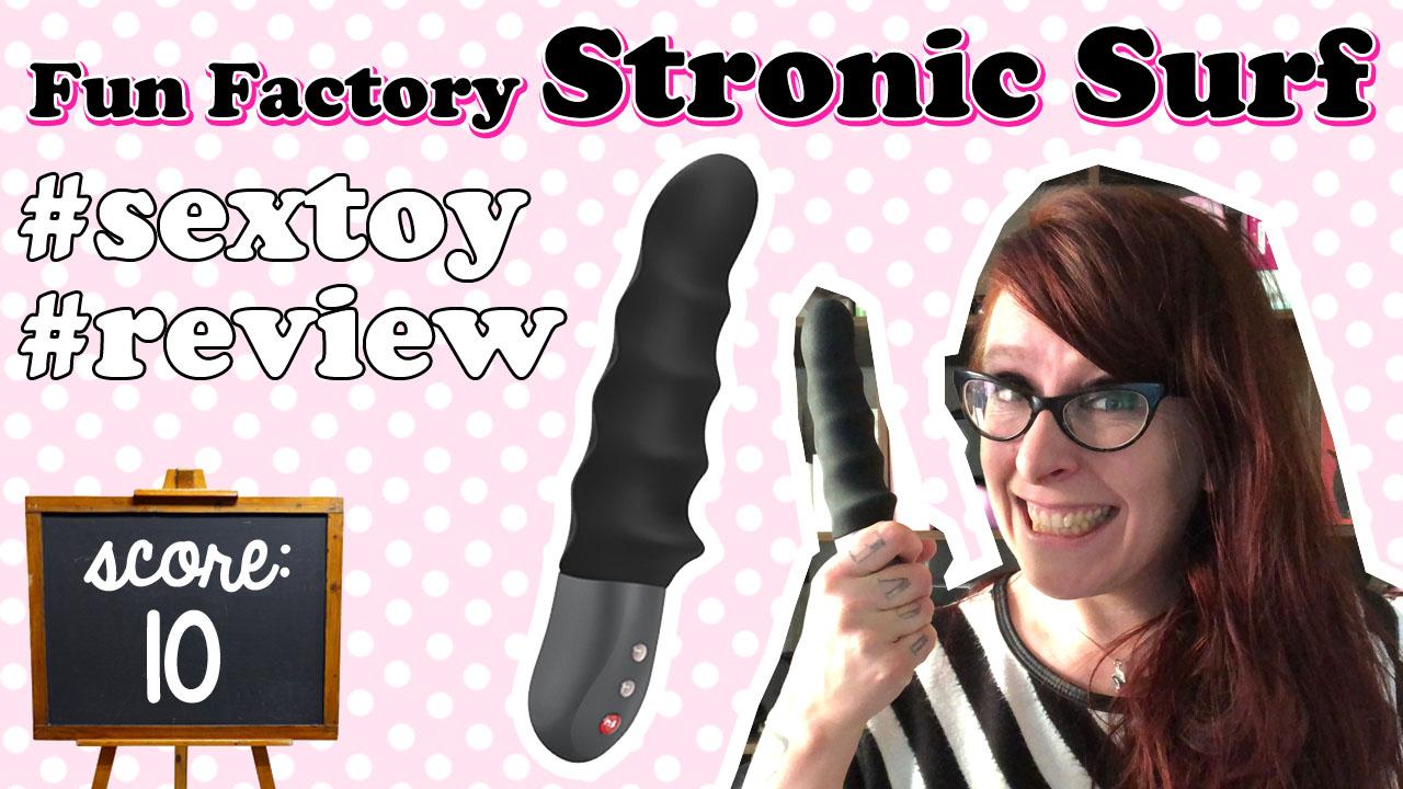 Dit is een afbeelding van fun factory surf review vlog
