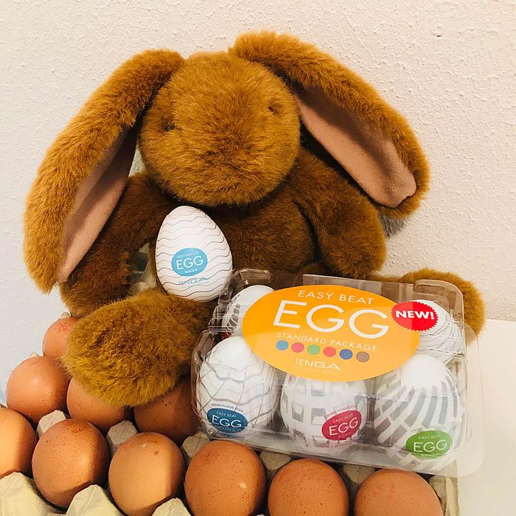 Dit is een afbeelding van tenga egg masturbator eitje review