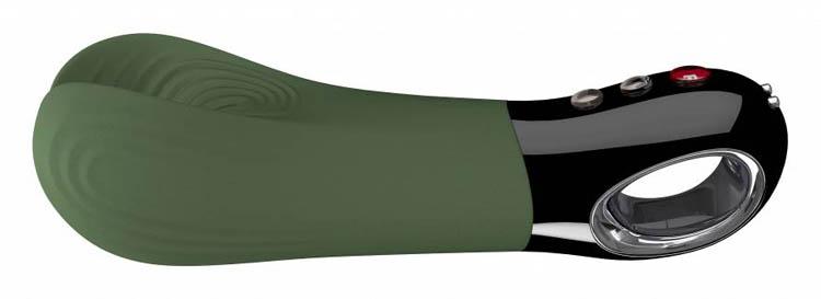 Dit is een afbeelding van fun factory manta stroker review test vibrator