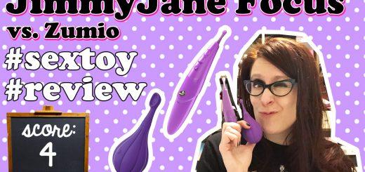Dit is een afbeelding van jimmyjane focus vibrator review