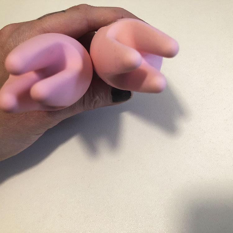 Dit is een afbeelding van svakom nymph vibrator